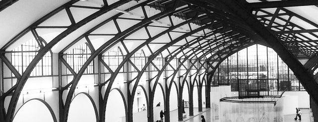 Hamburger Bahnhof – Museum für Gegenwart is one of Berlin.