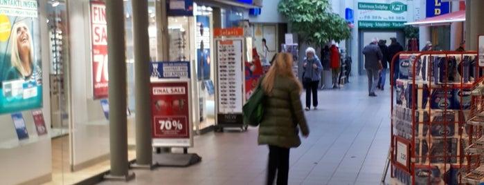 Kaiser-Wilhelm-Passage is one of Berlin Best: Shops & services.