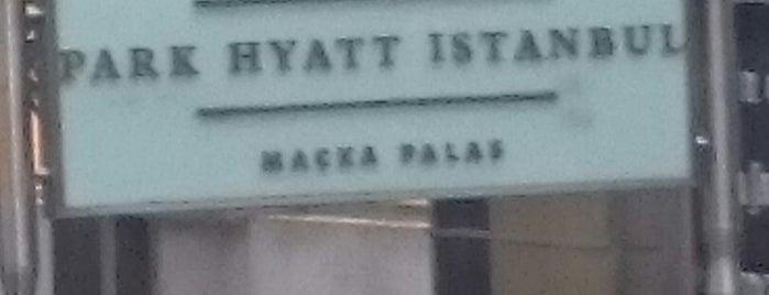 Park Hyatt Istanbul - Macka Palas is one of Istanbul.