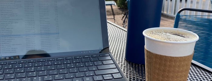 Grit Coffee is one of Rachel : понравившиеся места.