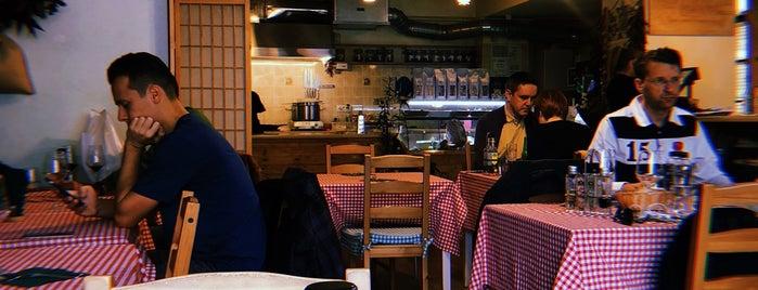 Osteria Ciao Niki is one of Lugares favoritos de Matei.