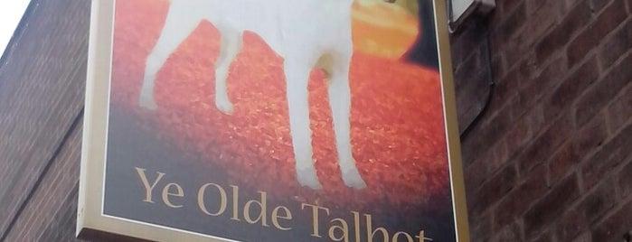 Ye Olde Talbot is one of Pub's, Club's e Coffee Shops!.