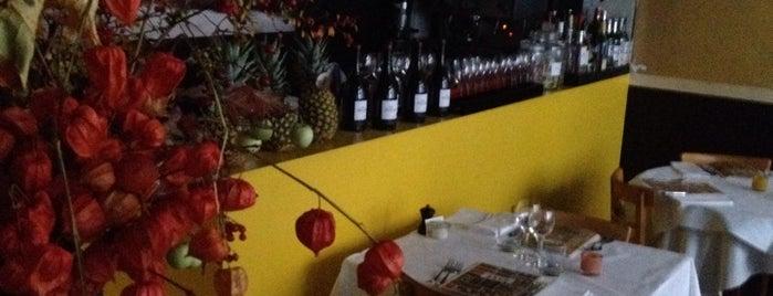 À La Ville is one of Tim's Favorite Restaurants & Bars around The Globe.