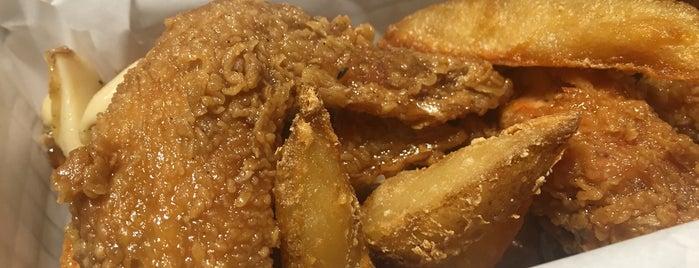 Choo Choo Chicken is one of Sing resto.