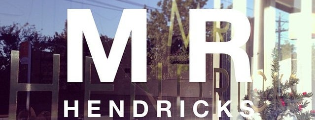 Mr Hendricks Cafe is one of [To-do] Melbourne.