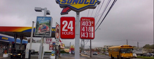 Sunoco is one of Reg.