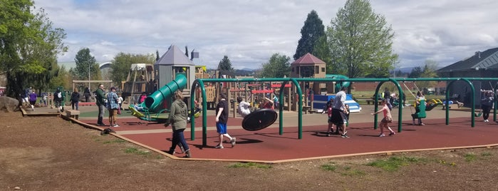 Imagination Station is one of Portland.