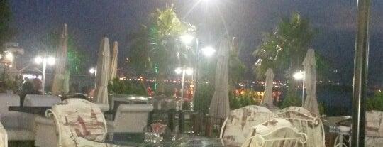 Sağlık Cafe Restaurant is one of Tempat yang Disukai Nihal.