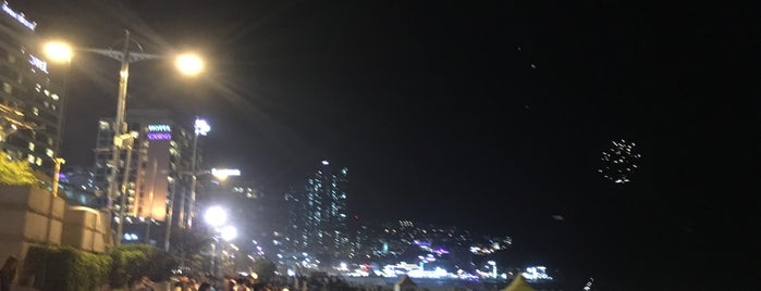 Haeundae Beach is one of Hello Asia.
