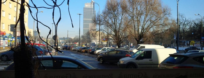 Restauracja Gama is one of Lunch w Warszawie (poleca Lunchnow.pl).