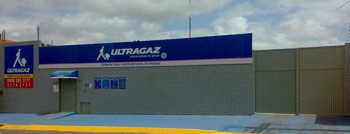Ultragaz Maiobao is one of 'Samuel: сохраненные места.