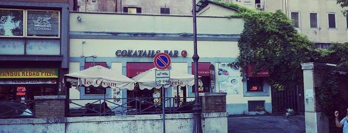 Stazione Piazzale Flaminio (Roma Nord) is one of Rome / Roma.