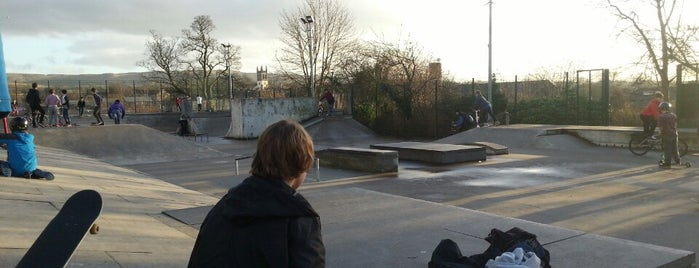 Clitheroe Skatepark is one of Ricardo 님이 좋아한 장소.