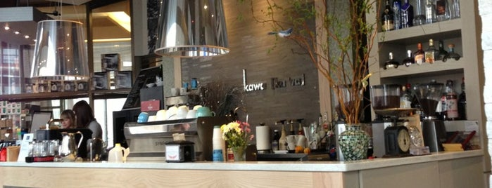 Kawa Espresso Bar is one of Café.