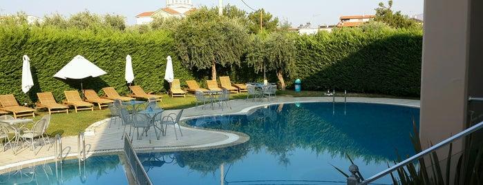 Astir Notos Hotel is one of Tempat yang Disimpan TC Turgay.