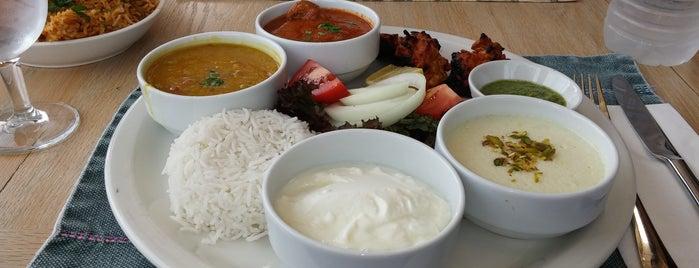 Dubb Indian Restaurant is one of Bamdad: сохраненные места.