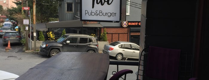 High Five Pub&Burgers is one of İst.