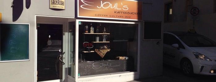 Joul's Kaffeesiaderei is one of Posti salvati di Alina.