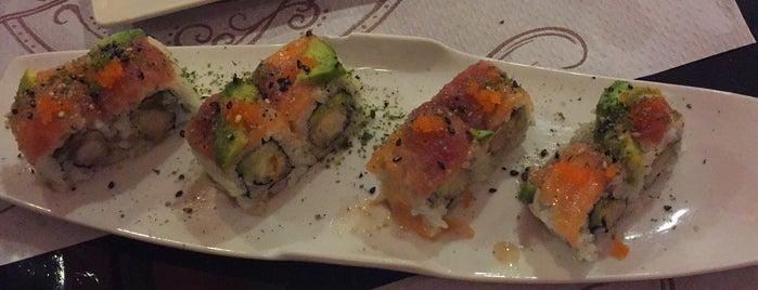 Korean Sushi is one of Gastronomia.