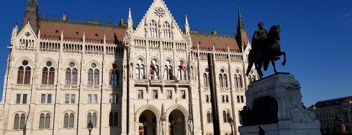 Országház Látogatóközpont | Parliament Visitor Centre is one of Budapest.