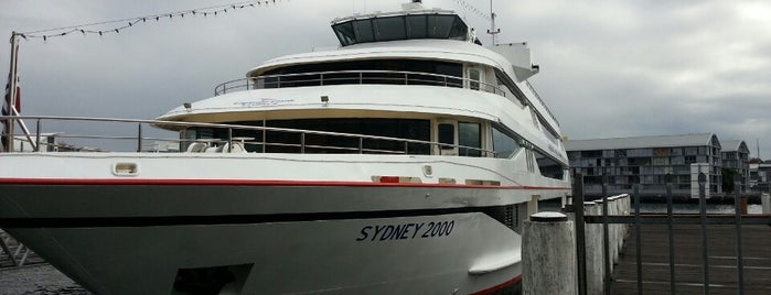 Captain Cook Cruises is one of Fine Dining in & around Sydney.