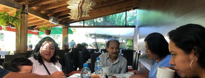 Marco Polo is one of Oaxaca.