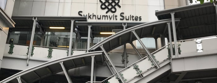Sukhumvit Suites is one of Mazranさんのお気に入りスポット.