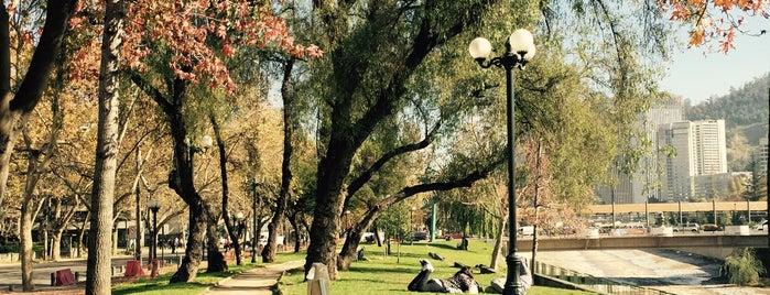Parque de las Esculturas is one of #SantiagoTrip2.