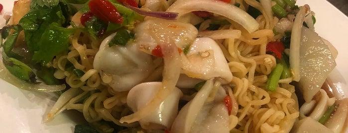 นิวเฮงโภชนา New Heng Restaurant is one of KKU food.