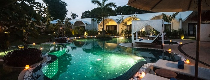 Navutu Dreams Resort and Spa is one of Siem Reap.