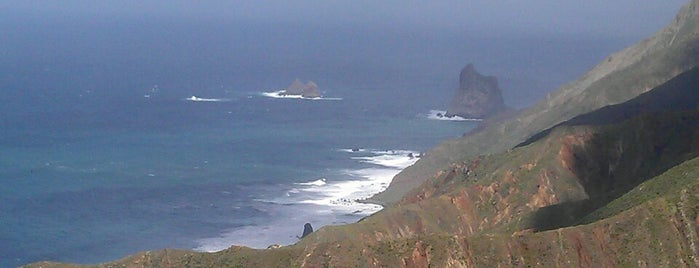 Mirador de Amogoje is one of Islas Canarias: Tenerife.
