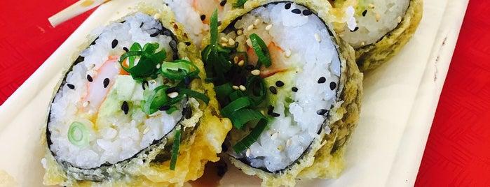 Tsunami Sushi is one of Posti che sono piaciuti a John.