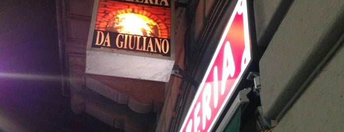 Pizzeria Da Giuliano is one of Milano.