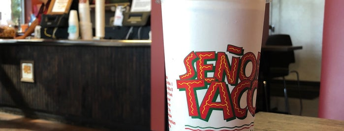 Señor Taco is one of Nancy : понравившиеся места.