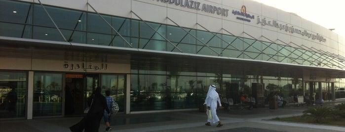 Prince Abdul Mohsin bin Abdulaziz Airport (YNB) is one of Transport Hubs ✈️🚄.