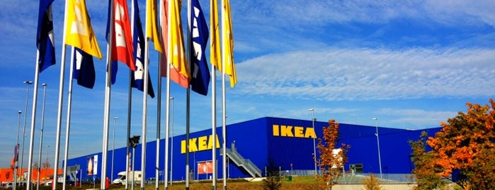 IKEA is one of Locais curtidos por Cristi.