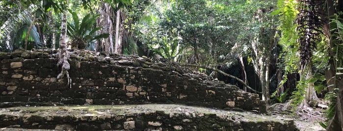 Chacchoben Ruines is one of Mexico.