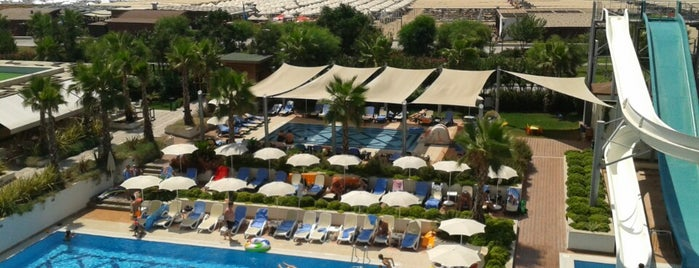 Trendy Verbena Beach Hotel is one of Otel.
