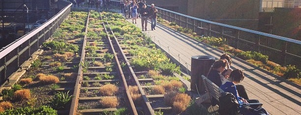 High Line is one of Fav NY.
