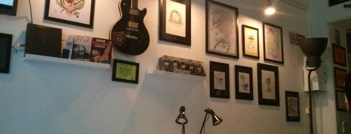 Wild Art Tattoo Studio is one of Tempat yang Disukai Essepunto.