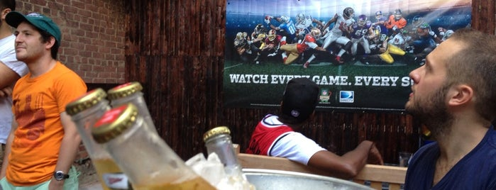 Mulholland's is one of Sports Bars-To-Do List.