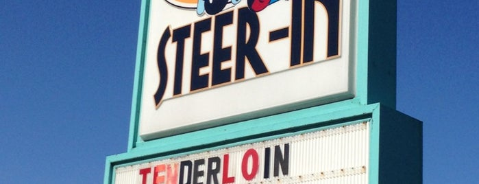 Indy's Historic Steer-In is one of Everywhere Else.
