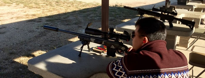 Best Of The West Rifle Range is one of Entertainment.