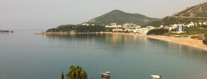 Meridian Hotel is one of Budva.