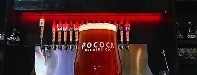 Pocock Brewing Company is one of California Breweries 4.