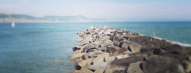 Lyme Regis Beach is one of Carl 님이 좋아한 장소.
