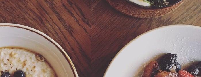 Percy & Founders is one of Breakfast/Brunch in London.