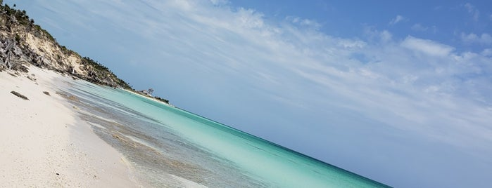 Playa Pilar is one of Lugares favoritos de Pablo.