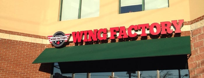 New York Wing Factory is one of USA NJ Northern.