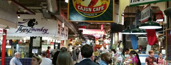 Reading Terminal Market is one of Philly's Best Restaurants.